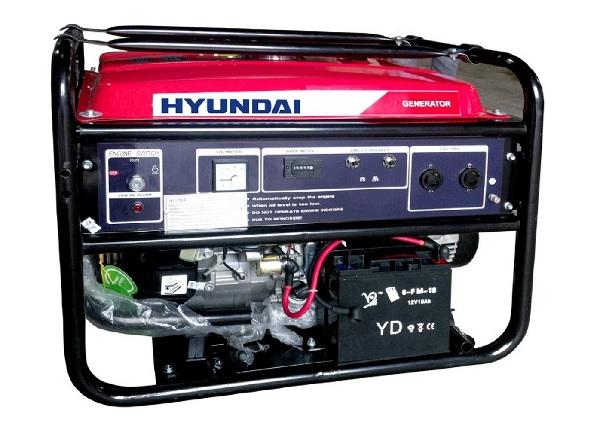 Máy phát điện dùng trong gia đình
