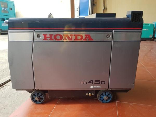 Máy phát điện Honda EX 4.5D