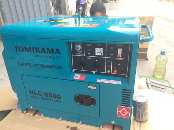 Cấu tạo động cơ của máy phát điện chạy xăng khác với chạy dầu