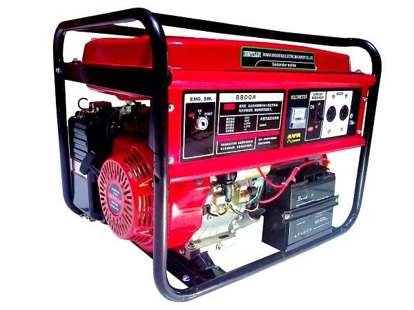 Máy phát điện chạy dầu tiết kiệm nhiên liệu hơn động cơ chạy xăng