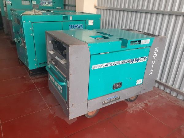 Máy phát điện chống ồn chất lượng được cung cấp bởi Công ty TNHH Xuất Nhập Khẩu Máy Phát Điện Nhật