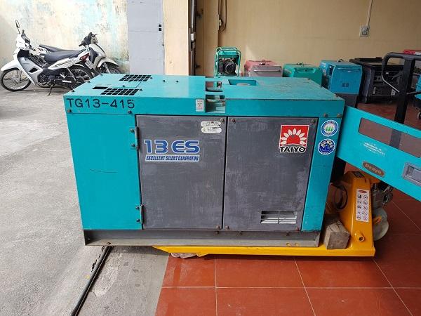 Mua động cơ phát điện cũ phù hợp với công suất hoạt động