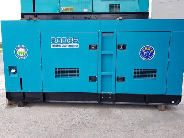 Máy phát điện 3 pha có thể đặt ở nhiều khu vực khác nhau