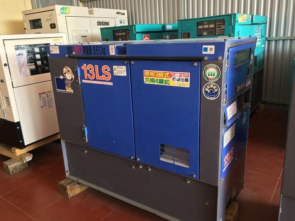Máy phát điện 3 pha Denyo được cung cấp bởi Công ty TNHH Xuất Nhập Khẩu Máy Phát Điện Nhật